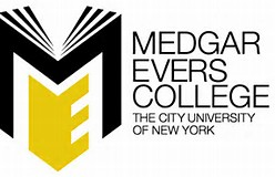Medgar Evers College Logo