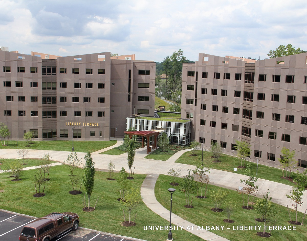 Liberty Terrace Residence Hall
