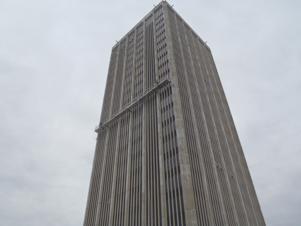 UAlbany, Mohawk Tower