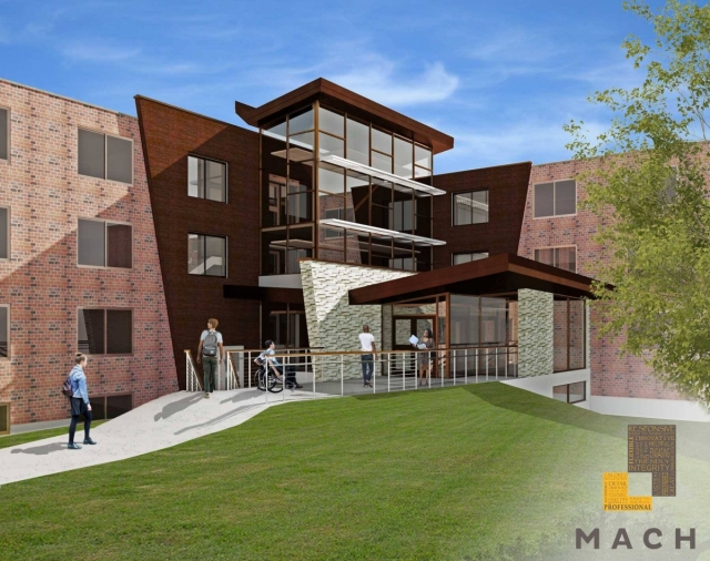 Dasny Completes Summer Construction At Suny Buffalo State The