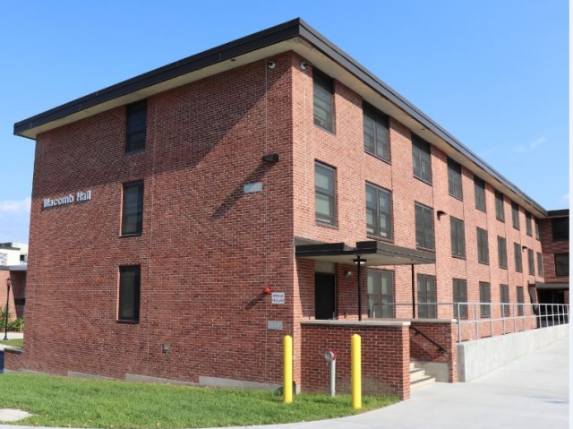 DASNY Completes $15 Million SUNY Plattsburgh Residence Hall Project